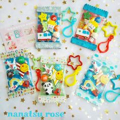 nanatsu rose -8ページ目 Kawaii Jewelry, Kawaii Accessories, Decoden, Polymer Clay Charms, Pop Tarts, Diy And Crafts, Baby Kids, Snack Recipes, Childhood