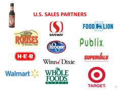 Our delicious sauces are available at these fine retailers near you: Whole Foods Market, Publix, Rouses, Target, Walmart, Winn-Dixie & more!