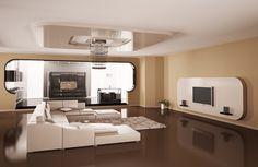Wohnzimmer modern  wohnzimmer modern farben design wohnzimmer farbe 431 wohnzimmer ...