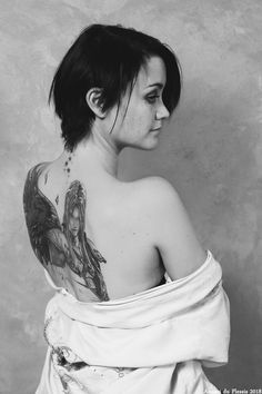 Photographer: (me) Annari du Plessis Photography Model: Yamiyo Hex Tattoo by Dakota Lee From a charity photography workshop hosted by KI.