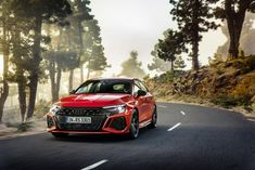 Mercedes Amg, Audi Rs 3, Red Audi, Checkered Flag, Sport Seats, Red Wallpaper, Car Advertising, Led Headlights