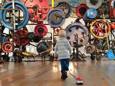 Museum Tinguely: Unique museum that is interesting for adults and kids will enjoy pressing buttons to see the art come alive. Located right on the Rhine and is perfect to hop in river for swim right after. Free for kids. Adult off with Basel Card)