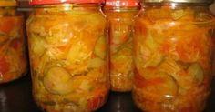 Befőttek, kompótok, savanyúság receptek » Blog Archive » Különleges vegyes savanyúság télire!