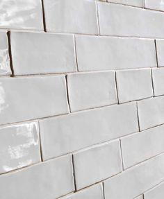 Argila Poitiers White 3x12 Wall Tile #peronda