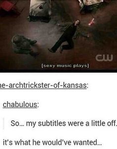 i don't know what show this is from but im laughing so hard Sam Winchester, Castiel, Supernatural Memes, Supernatural Subtitles, Supernatural Gabriel, Funny Memes, Hilarious, Funny Pics, Comic