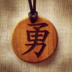 Questo simbolo infonde la forza d' #animo nel sopportare con #serenità e rassegnazione dolori fisici o morali, nell'affrontare con decisione un #pericolo, nel dire o fare cosa che importi rischio o #sacrificio