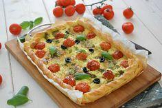 Torta+salata+con+robiola+e+pomodorini