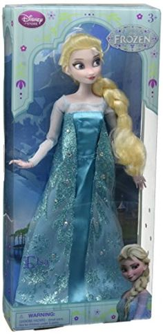 Disney Frozen Exclusive 12 Classic Doll Elsa  2013 Edition -- You can find out more details at the link of the image.