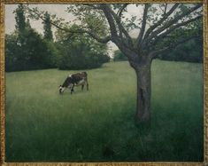 Gustave Caillebotte-Prairie ? Yerres