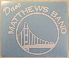DMB Dave Matthews Band The San Fransisco City by nockonwood, $12.00