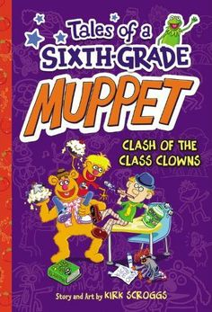 The new funny kid at school provides problems for Danvers and his Muppet pals.