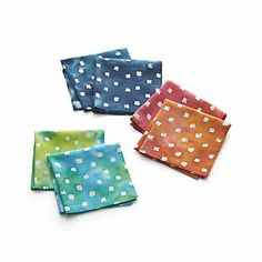 Ula Cocktail Napkins Set of Six