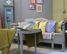 Swedish furniture in Gudrun' shop in New York