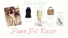 My Intimate Affair with Fashion: Edit To Real - Grazie