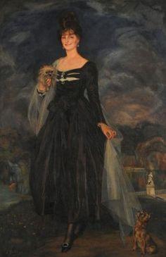 Zuloaga y Zabaleta, Ignacio Retrato de la señora S. W. de S.