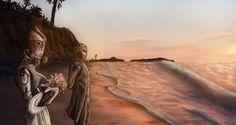 ME3 - Beyond the Sea SPOILERS by PhoenixFuryBane.deviantart.com on @deviantART #masseffect