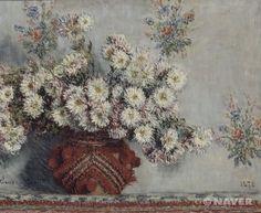 국화꽃 (Chrysanthèmes)