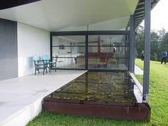 Glenn Murcutt's Walsh House by late modernist, via Flickr