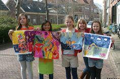 Kinderfeestjes in Gelderland: Atelier Miriam Verbeek