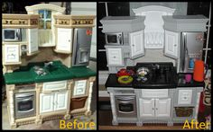 Step 2 kitchen makeover