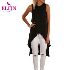 Aliexpress.com: Comprar Larga de las mujeres Del Chaleco Del Verano Vestido de…