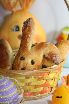 Just good food: Uskršnji zečići