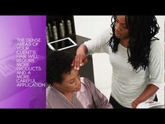 Natural Hair Consultation with Design Essentials.