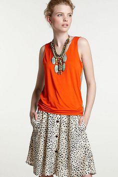 $198 Roxanne Skirt - Anthropologie.com