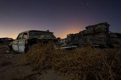 Abandoned: Junkyard Photos by Joe Reifer | Inspiration Grid | Design Inspiration