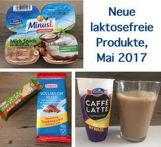 Einige haben ja schon die neuen laktosefreien Produkte entdeckt, andere suchen sie noch. Ich habe ein paar neue Produkte getestet (und fragt nicht nach dem, was meine Waage dazu sagt!). ;-)