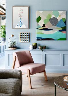Rebecca McJannett, Fatima Bertolini & Family — The Design Files | Australia's most popular design blog.