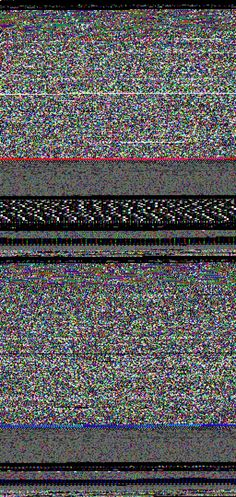 A Yearlong Glitch-A-Day Project by Phillip Stearns