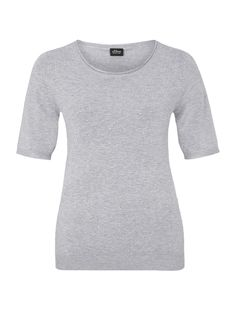 Feiner Kurzarmpulli mit Punkten von s.Oliver. Entdecken Sie jetzt topaktuelle Mode für Damen, Herren und Kinder und bestellen Sie online.