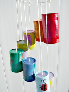 Summer Camp: Wind Chimes - Design Dazzle