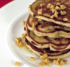 Pancakes: Healthy and with so many options!