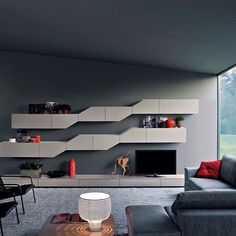 Te gusta este Family Room minimalista? ...Inspírate con Gogetit!  Do you like this minimalist Family Room? ...Get inspired with Gogetit!