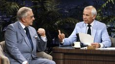 Dynamic Duos in Movies | Johnny Carson and Ed McMahon (The Tonight Show)