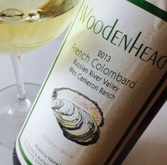 2013 Woodenhead French Colombard Halfshell White Wes Cameron Ranch Russian River Valley, Sonoma County