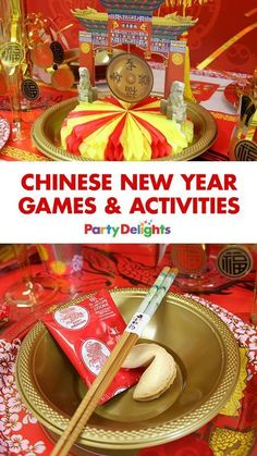 Celebrating Chinese New Year Discover our Chinese New Year games and activities - perfect for a CNY party at home or at school. Celebrating Chinese New Year Discover our Chinese New Year games and activities - perfect for a CNY party at home or at school. Chinese New Year 2016, Chinese New Year Crafts For Kids, Chinese New Year Activities, Chinese New Year Food, Chinese New Year Design, Chinese New Year Decorations, New Years Activities, Chinese Crafts, Chinese Theme Parties