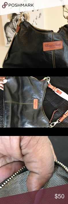 Black and Brown Dooney and Bourke Great condition Dooney and Bourke Dooney & Bourke Bags Shoulder Bags
