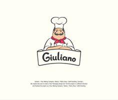 Giuliano Branding on Behance