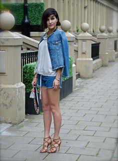Summer Denim featuring River Island, Mango frayed denim jacket… « UK Fashion Blogger – Secret little Stars http://www.secretlittlestars.com/summer-denim-buchanan-galleries/