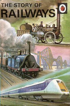 Ladybird - the story of railways