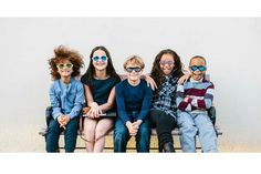 Our fave durable sunglasses for kids, now in bigger sizes, with a total one-year guarantee that we love.