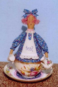 Mimin Dolls (Page 1 of 2) doll in teacup