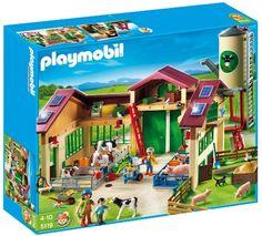 PLAYMOBIL Barn with Silo PLAYMOBIL® http://www.amazon.com/dp/B004LNMLYK/ref=cm_sw_r_pi_dp_33koub12C92VE