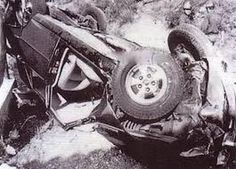 Car Crash of Grace Kelly: Death & Funeral of Princess Grace