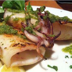 Great Squid at Can Yucas. Cala Tarida. Ibiza