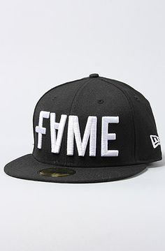 The BLVCK FVME New Era Hat in Black by BLVCK SCVLE c2ae14c30f4