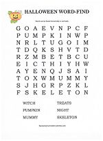 Haunted Halloween Wordsearch | Education | Pinterest | Haunted ...